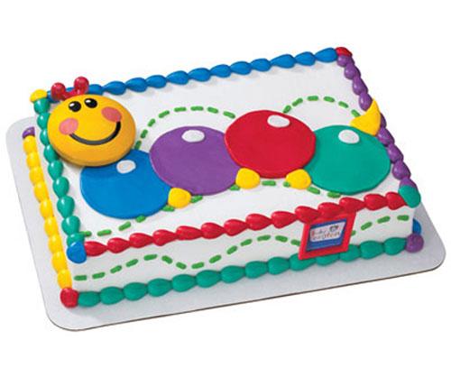 Baby Mickey Birthday Cake Decorations