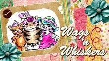 I won the Wags'n'Whiskers challenge