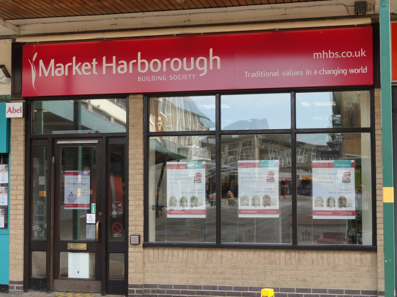 Market Harborough Building Society Ltd