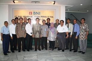 Jamsostek Dan Bank BNI di Sumut Jalin Kerjasama