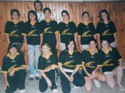 Equipo de Handball femenino:
