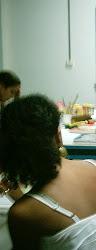 Processos  de criação  de  estudantes  de  Artes  Visuais