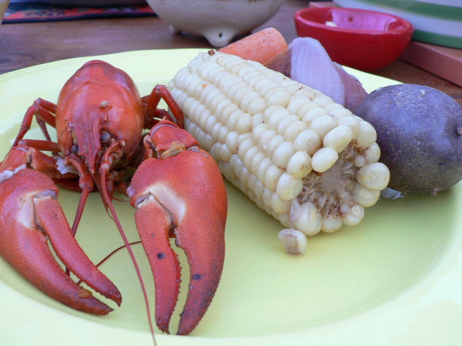 You Don't Have To Go To New Orleans To Have A Crawfish Boil You