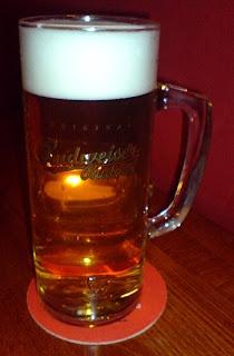 chouffe 3 liter glass