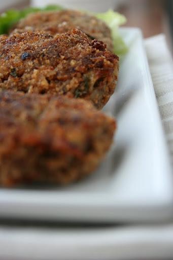 Kotlety mięsno-ryżowe