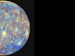 Related Article: Planet Mercury Covered With Strange Blue Substance