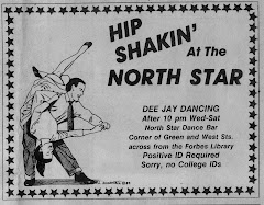 Raw Fish and Rump Shakin' at the North Star circa 1984.