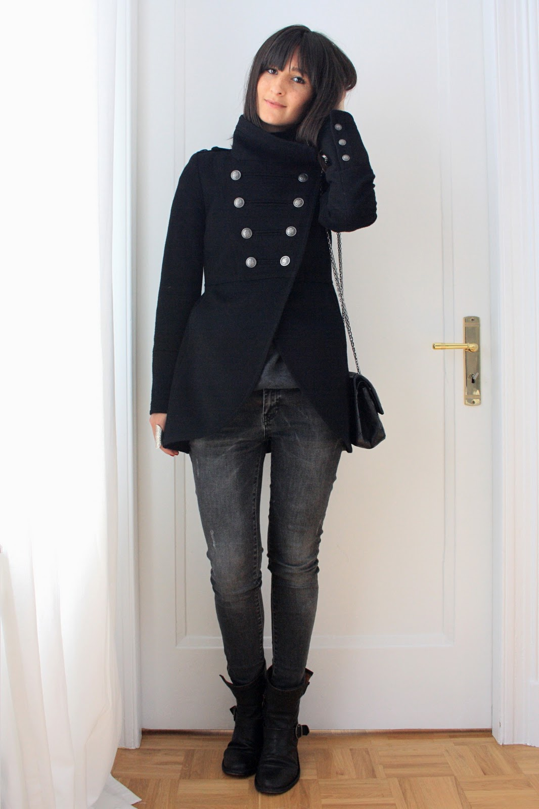 Boots with Skinny Jeans