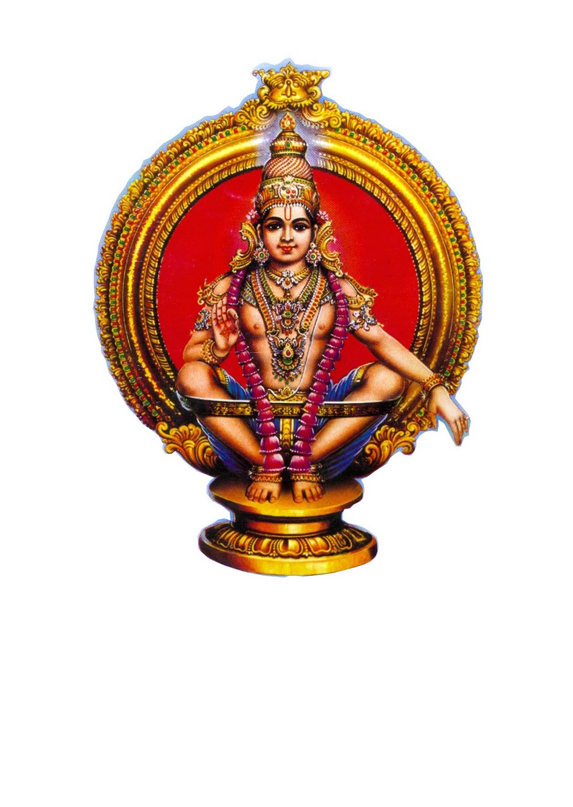 Image result for ayyappan images