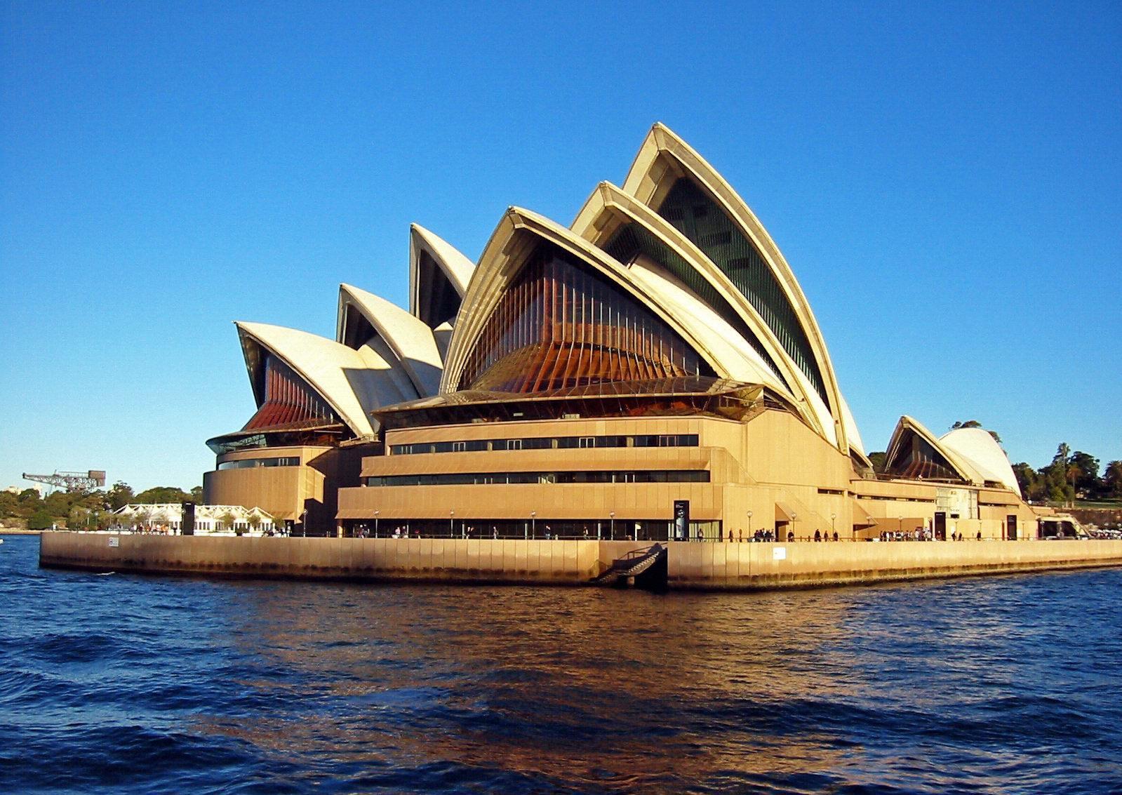 sydney opera house australia wallpapers - Sydney Opera House Australia HD desktop wallpaper