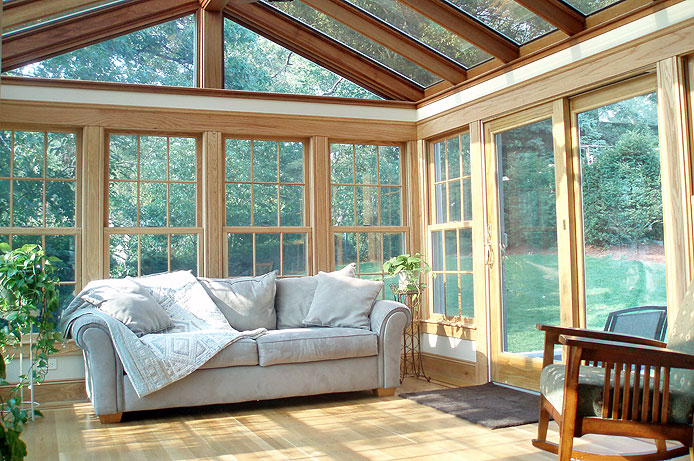 Home decoreting for Sun room additions