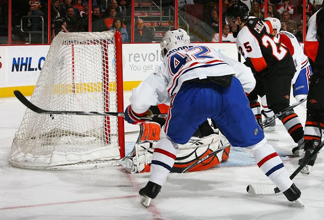 Canadiens-Flyers: Injury-Riddled Habs Out-thugged by Flyers