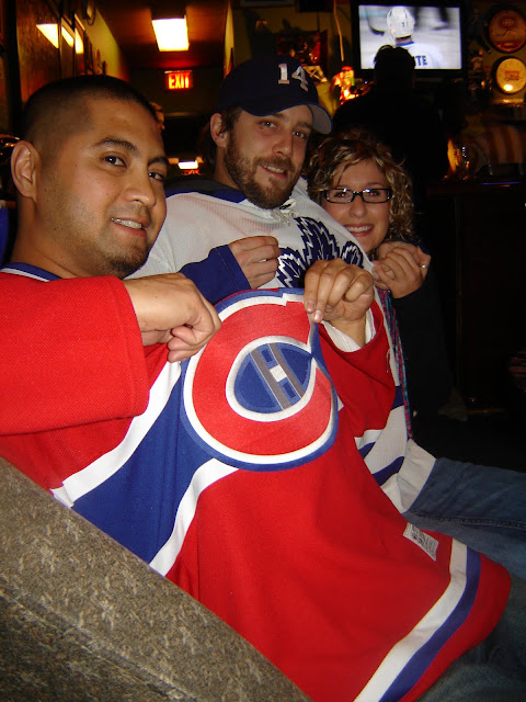Habs Tweetup Fever