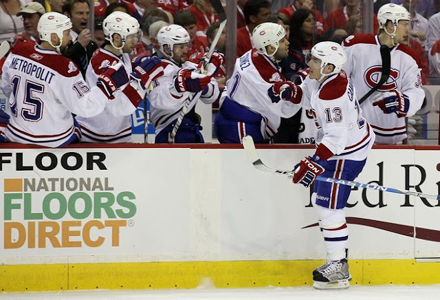 Canadiens-Capitals: Strong Start sets Tone for Desperation Win