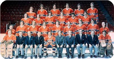Who was the best NHL team ever?…….76-77 Montreal Canadiens!!