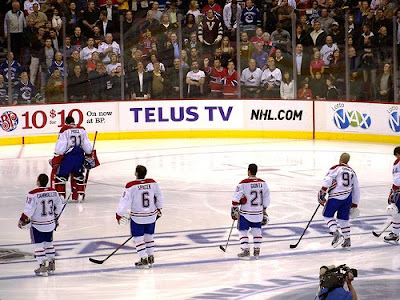 Guest Columnist: Habs Day in Vancouver