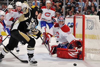Canadiens-Penguins: Pens Stifle Undermanned Habs