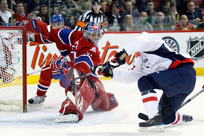 Capitals-Canadiens: Habs Pick up Another Point vs. Caps