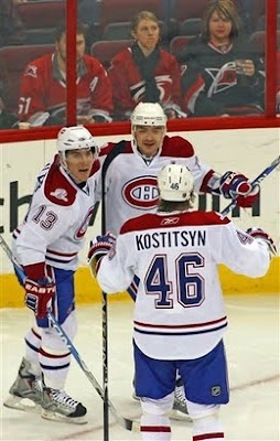 Canadiens-Hurricanes: Potent Power-Play Silences Hurricanes