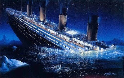 titanic sinking underwater Desjardins is Shipped Out    Arent We Going a Little Overboard?