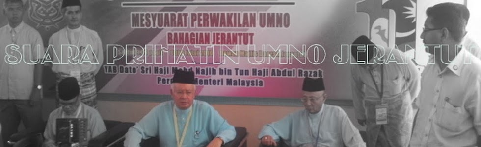 SUARA PRIHATIN UMNO JERANTUT