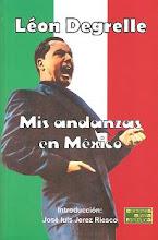 DEGRELLE EN MEXICO