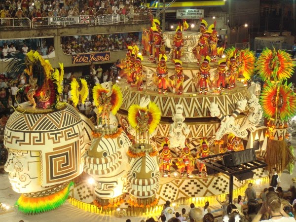 Fiesta Karnawał Rio De Janeiro