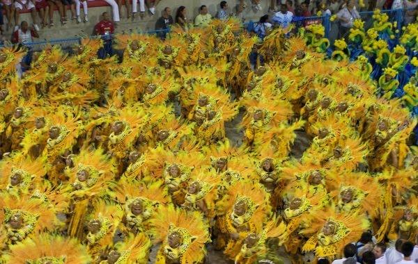 Parada Samby Rio de Janeiro