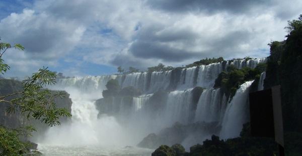 Wodospad Garganta del Diablo