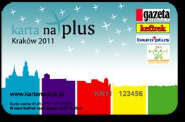 Karta na Plus Kraków