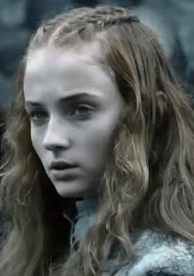 Sophie as Sansa
