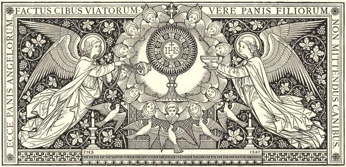 ŒUVRES CHRÉTIENNES DES FAMILLES ROYALES DE FRANCE - (Images et Musique)- année 1870  Archiconfr%C3%A9rie