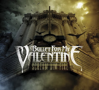 Bullet For My Valentine - Scream Aim Fire (Single)
