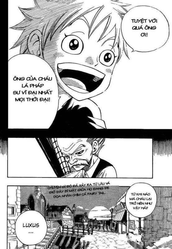 Fairy Tail trang 19