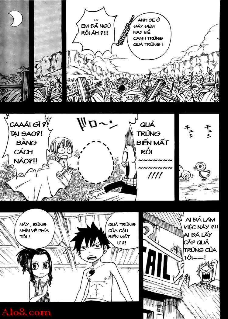 Fairy Tail trang 15