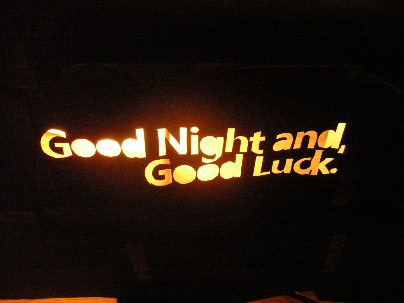 good night and good luck essay good night and good luck essay by hbr7777 anti essays