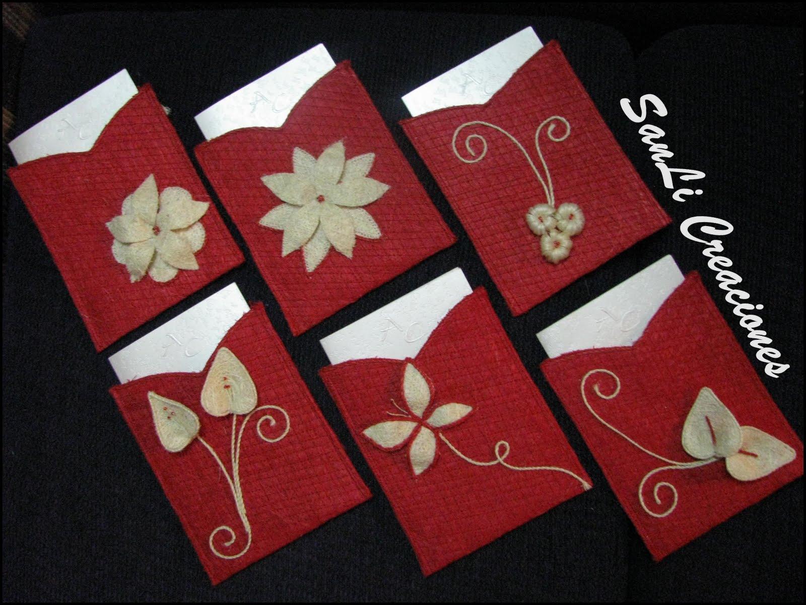 Estos son los seis diseños de tarjetas que Caro hizo para los ...