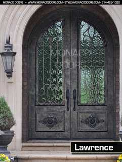 Did You Know That Trinity Stairs Sells Custom Iron Doors? & Trinity Stairs Portfolio - Iron Doors Iron Gates Stair Designs ...