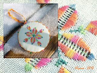 nordic needle cross stitch