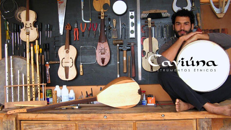 Caviúna Instrumentos Etnicos