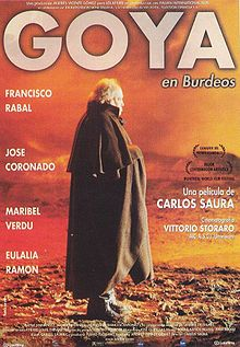 Goya en Burdeos (1999)