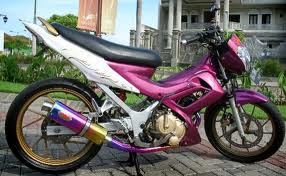 Modification Suzuki Satria F-150