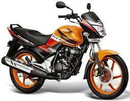 New Honda Mega Pro 2010