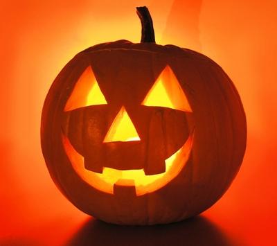 Как да си направим фенер от тиква за Хелоуин? Halloween-pumpkin