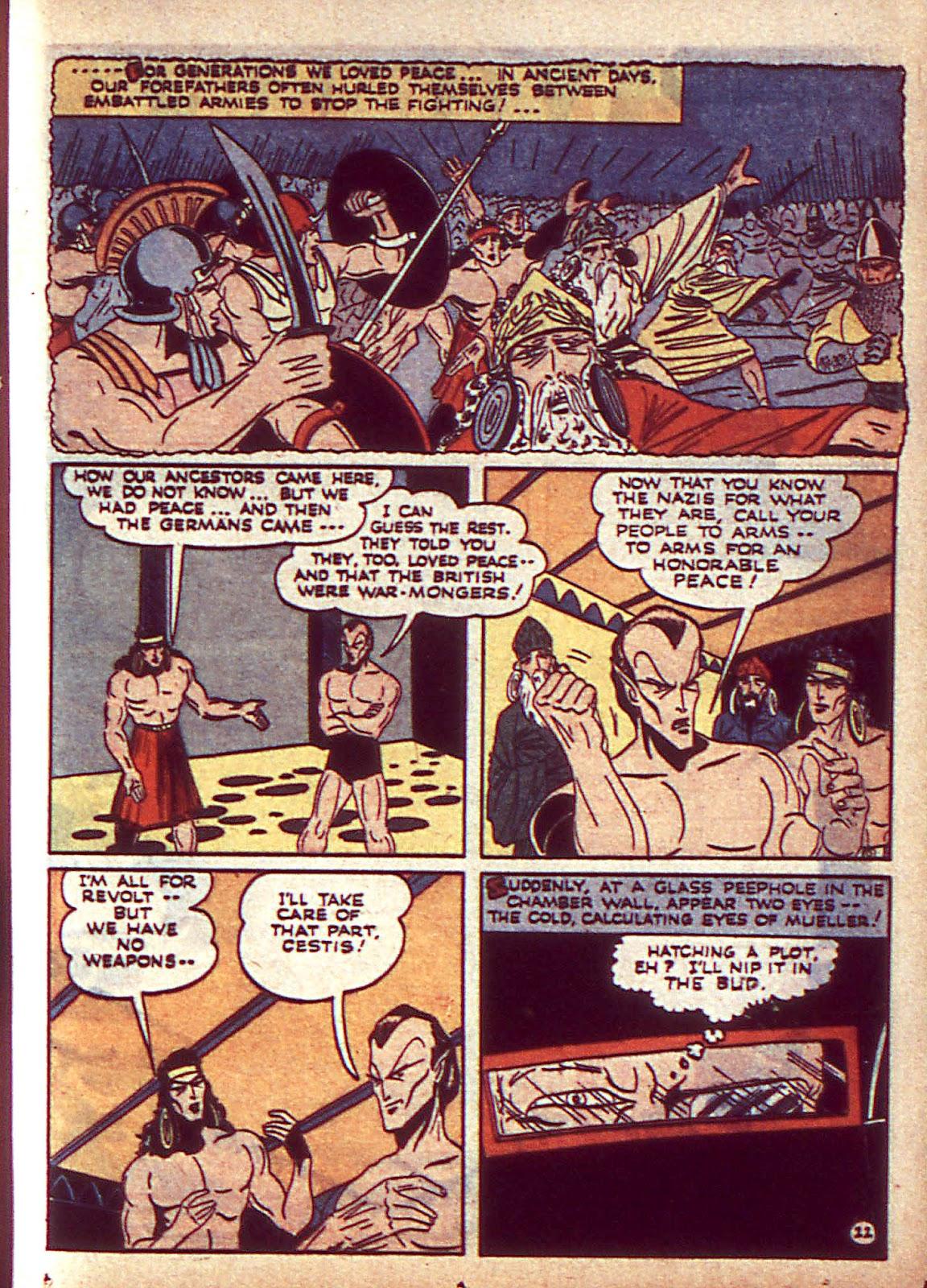 Sub-Mariner Comics Issue #3 #3 - English 26