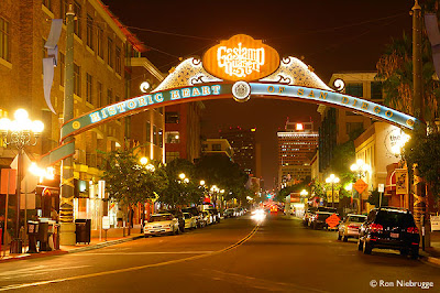 Gas Light District In San Diego Hotels