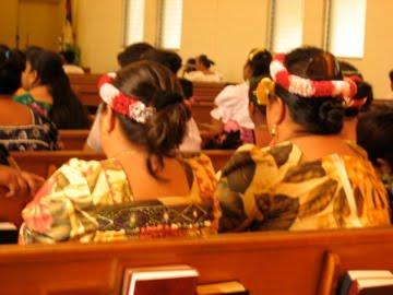 Chuukese Missison Church Nuuanu