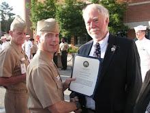 Capt Burgess, MD, CO Cherry Point