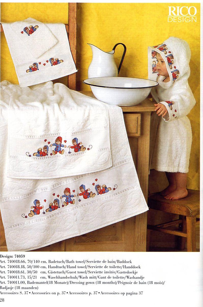 Изделия для детей с вышивкой 103