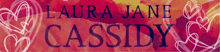 Laura Jane Cassidy Blog Header